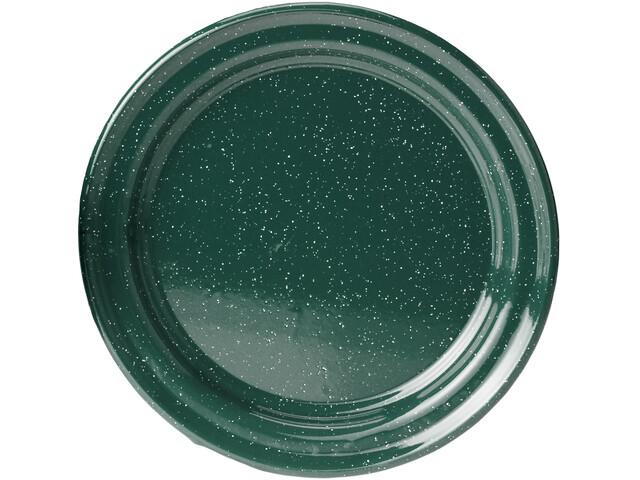 """GSI Piatto 10"""" 25,9cm, verde"""